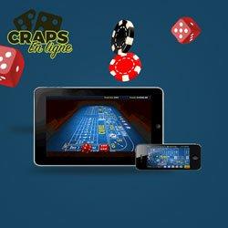 Jouez sur les meilleurs casinos de craps en ligne