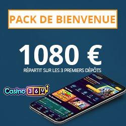 promotions bonus casino360